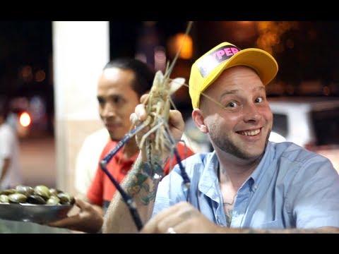Last night in Bali & dinner at Jimbaran - CAKE TRAVELS #12