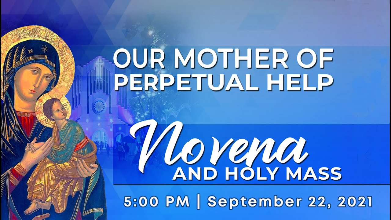 Download Baclaran Church Live Mass:  Wednesday of the Twenty-fifth Week in Ordinary Time