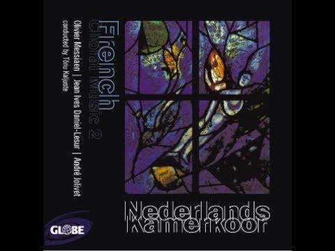 Download Olivier Messiaen, O sacrum convivium, Netherlands Chamber Choir