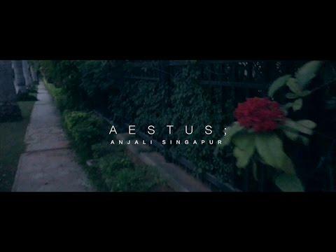 aestus // a visual poem