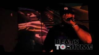 Grind Music Radio presents BEATS TO THE RHYME feat DJ Premier and Joell Ortiz
