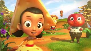 Pizza Hut 3D animation video