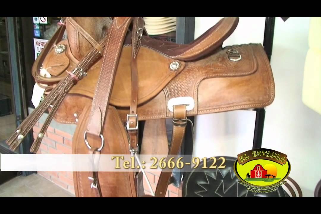 Tienda El Establo - YouTube 1a4544ebfe9
