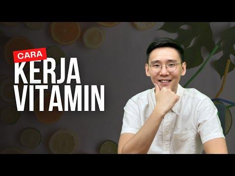 Bagaimana Sih Sebenarnya Cara Kerja Vitamin Dalam Tubuh Kita
