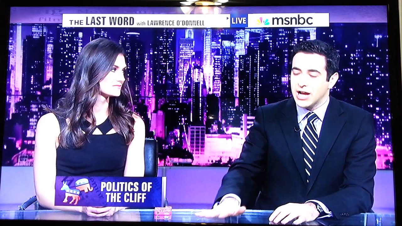 MSNBC's Ari Melber Discusses His Rap References On News