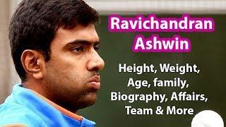 Ravichandran Ashwin Height,Weight,Age,Salary,Net Worth, Wife and more