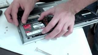 Instalando SSD Sony Vaio VPCSC1AFM