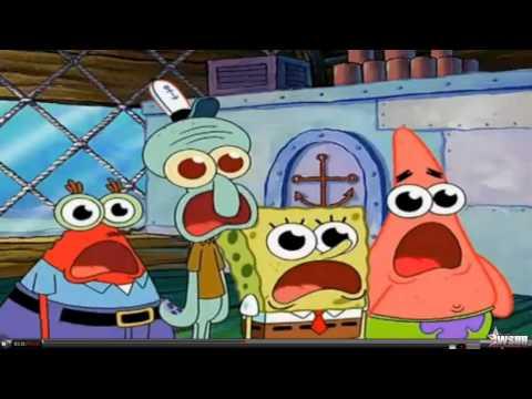 Spongebob Rapping (I Don't Like)  Parody