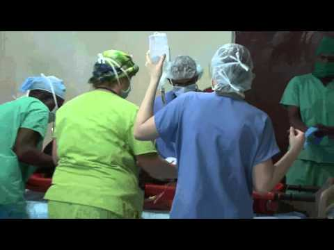 Liberia Medical Outreach 2014 - B Roll