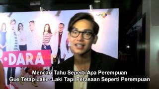 Main Film 3 DARA, Adipati Dolken Kemayu Total