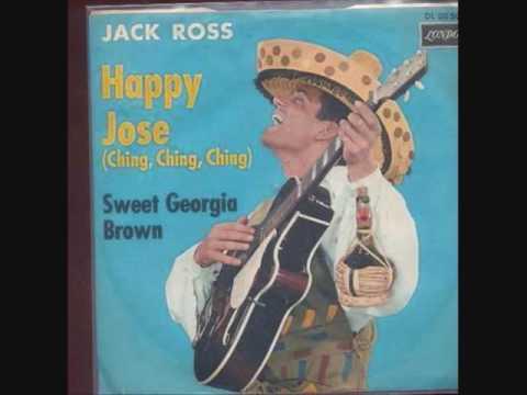 Happy José Ching Ching Jack Ross 1962 HQ