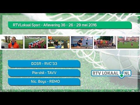 RTV Lokaal Sport Aflevering 36