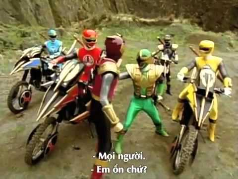Vietsub | Siêu nhân Cuồng Phong (Power Rangers Ninja Storms) - Tập 35