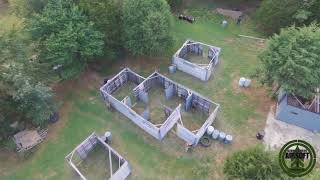 Cedar Creek Airsoft Drone Highlights From August 19th & 26th