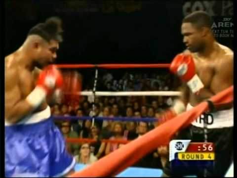 David Tua vs Chris Byrd 18/08/2001