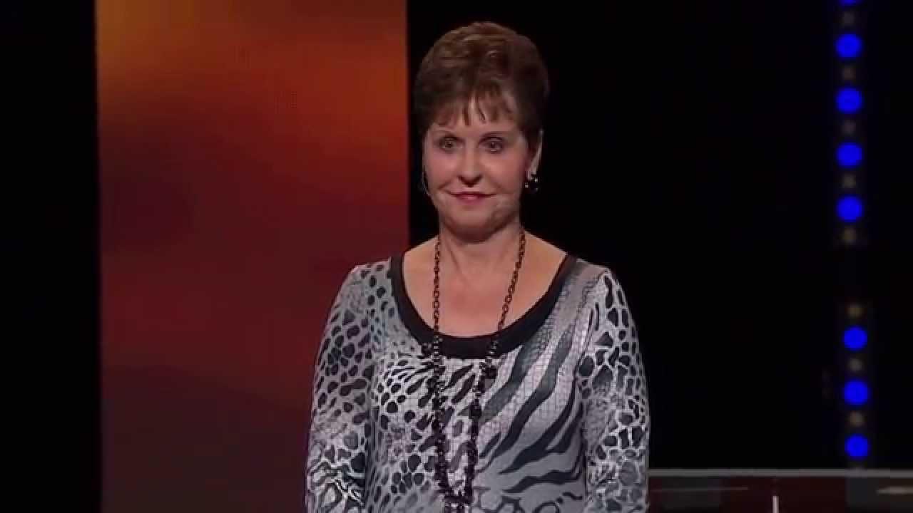 Was tun gegen die Sünde? (2) – Joyce Meyer – Seelischen Schmerz heilen