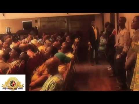 The Coffee Revolution Event In Nigeria By David Imonitie