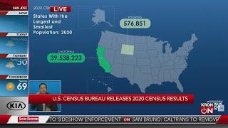 FULL PRESSER: U.S. Census Bureau releases 2020 census results