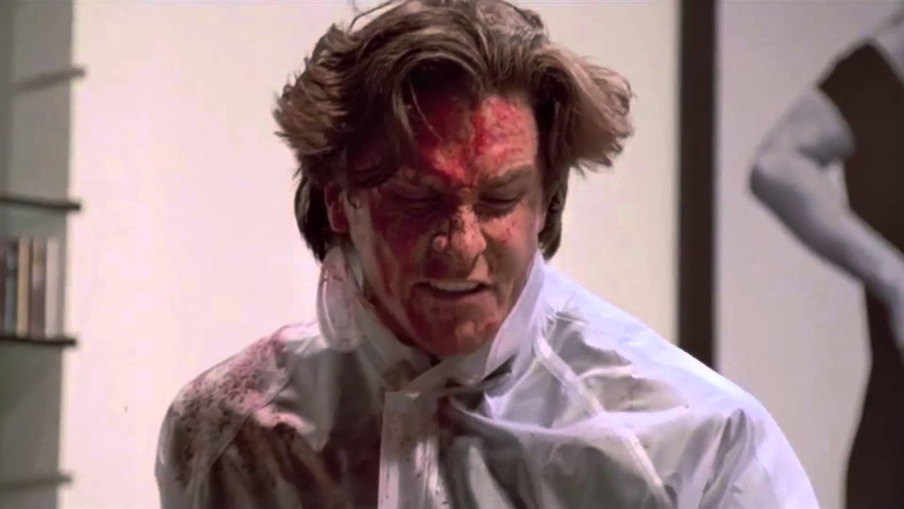 american psycho Matthew phelps told a 911 dispatcher that he had taken cold medicine, had a vivid dream and woke up covered in blood.