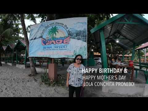 Conchita Pronebo's 78th Birthday In Zambales 2019