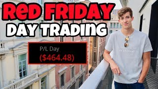 Losing Money Day Trading In The Stock Market | Investing 101