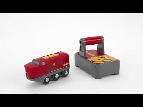 BRIO World - 33213 Remote Control Engine