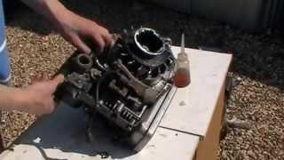 Engine Rebuild Time Lapse - Briggs and Stratton Rebuild