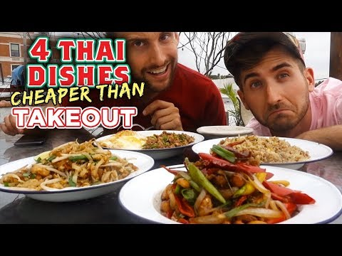 What you can cook for the price of Thai Takeout