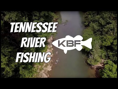 Fishing Tennessee Rivers | Kayak Fishing | Cookeville, Tennessee