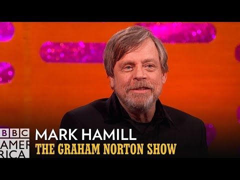 Mark Hamill Is A Master of Keeping Star Wars Secrets  The Graham Norton
