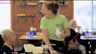 Waitress Gets Life-Changing Surprise Tip, and Her Story Will Bring You to Tears