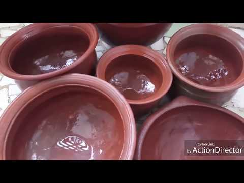 Seasoning Mudpots| How to use Mudpots for the First Time