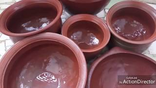 Seasoning Mudpots How to use Mudpots for the First Time