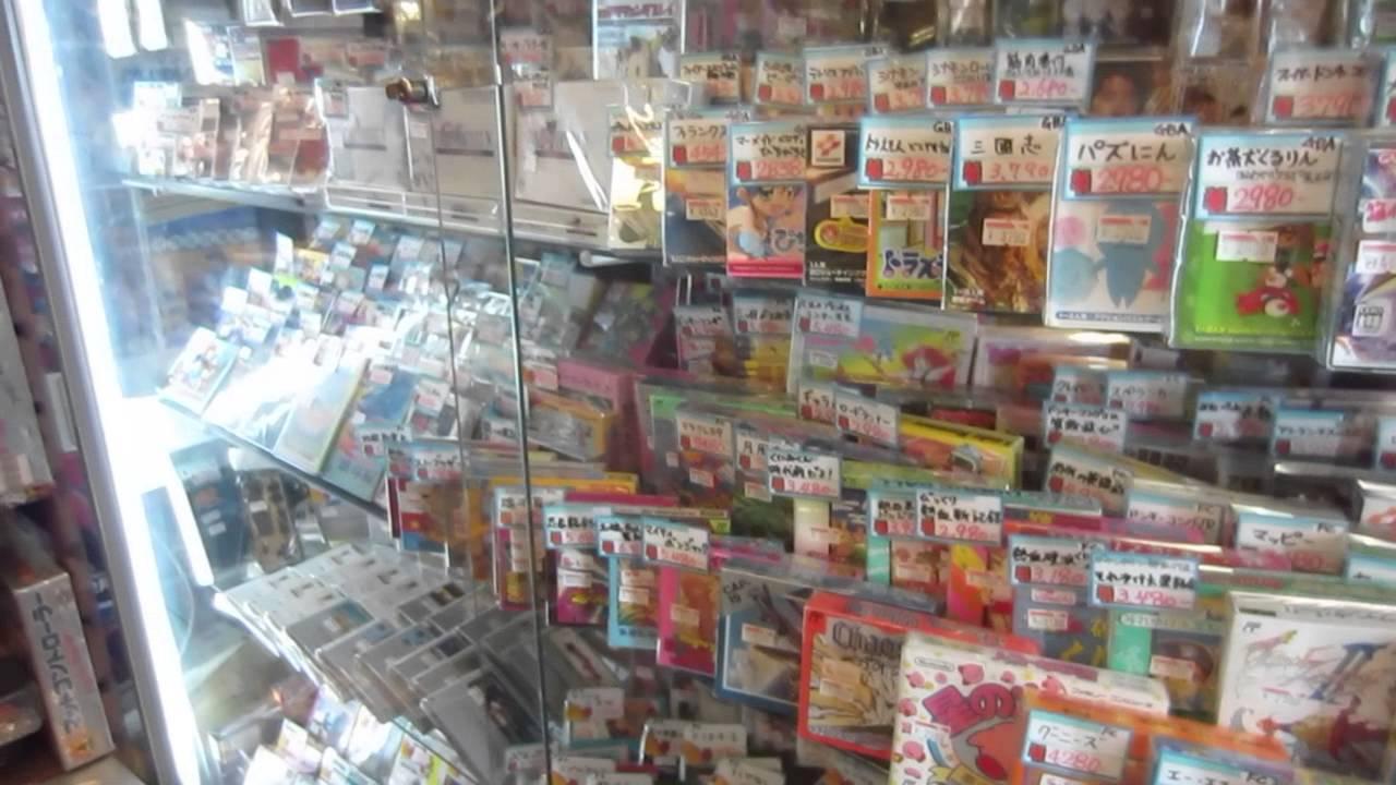 Super Potato In OsakaJapanthe Ultimate Video Game Store