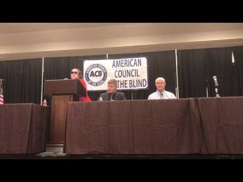 America Council of the blind in Sparks Nevada