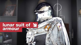 The Long-Forgotten History of the British Moon Spacesuit