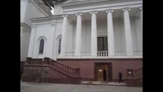 Собор Александра Невского в Симферополе(Собор Александра Невского в Симферополе стали открывать для посещения., 2014-12-18T13:49:20.000Z)