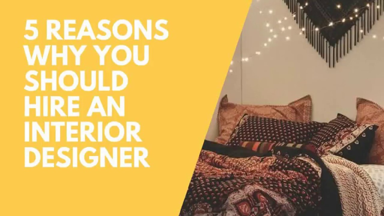 5 reasons why you should hire an interior designer newtoninex