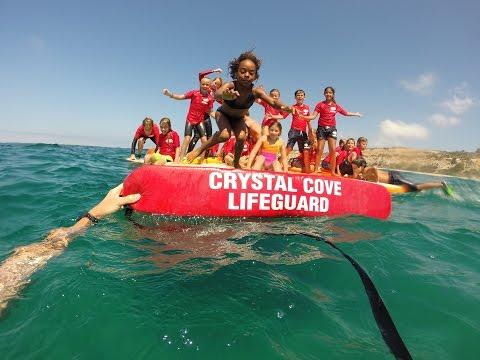Crystal Cove Junior Lifeguard Program - Recruitment for Summer 2017