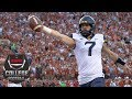 West Virginia stuns Texas on 2-point conversion   College Football Highlights