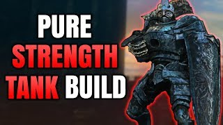 Dark Souls Remastered - Pure Strength Tank Build (PvP/PvE) - High Vitality Build