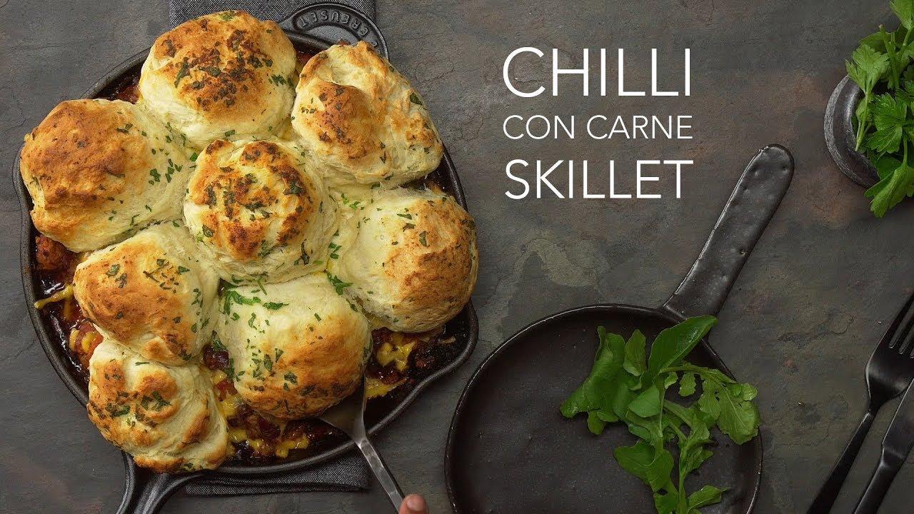 Chilli Con Carne Skillet