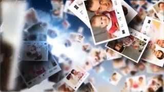 Слайд-шоу из фото с музыкой БЕСПЛАТНО онлайн fromfoto.com