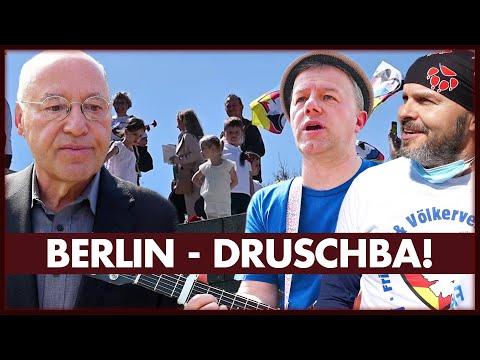 9. Mai Berlin: Freundschaft mit Russland