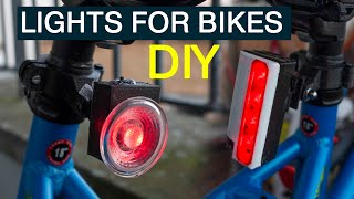 Rear bike light system DIY | PCBway