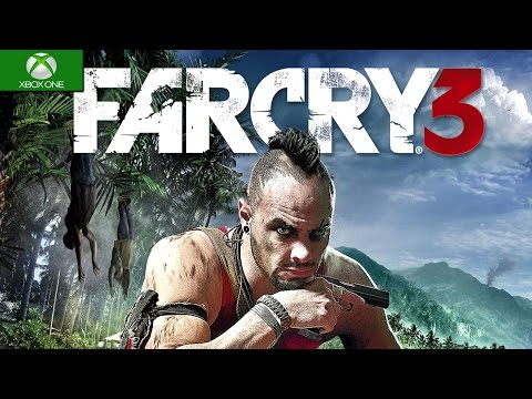 Far Cry 3 Xbox One S Backwards Compatible Gameplay HD 1080P
