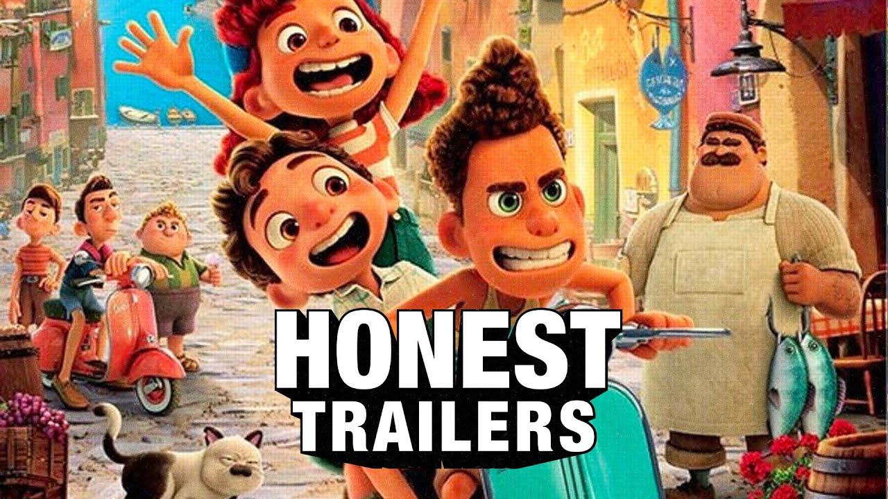 Download Honest Trailers   Luca
