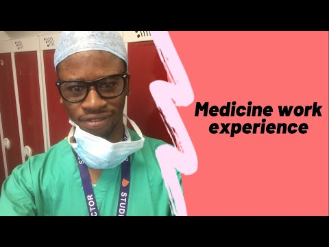 Medicine Work Experience | How to get it + How much do you need?