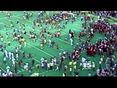 Rare 1982 Cal - Stanford Big Game footage?