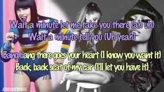Jessie J, Ariana Grande & Nicki Minaj - Bang Bang [Karaoke/Instrumental]